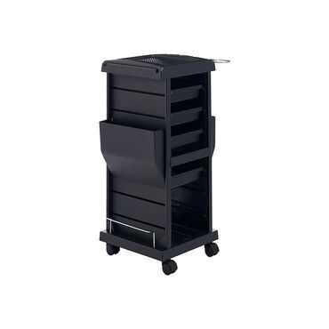 S-PRO SALON SERVICES Worktable Colorado Black