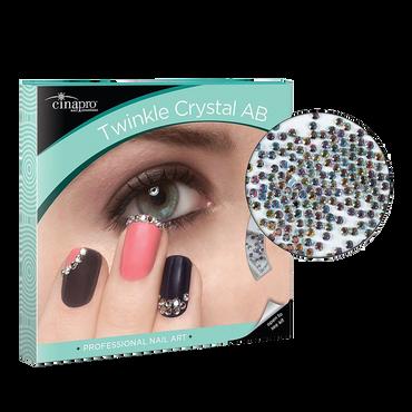 CINA Pro Twinkle Crystal AuroraBorealis