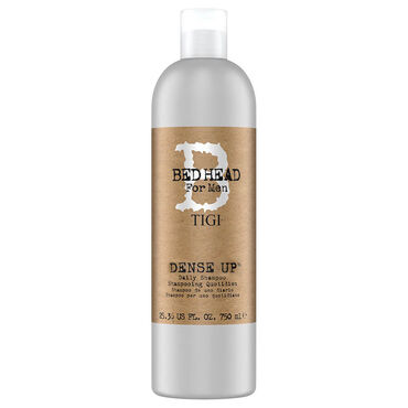 TIGI B For Men Dense Up Building Shampoo 750ml