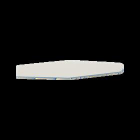 ASP Nail File Angle White 100