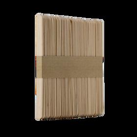 Sibel Einweg-Holzspatel 11cm 50pcs