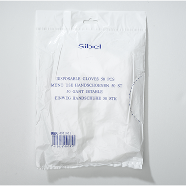 Sibel Gloves Disposable L 50pcs/0931002