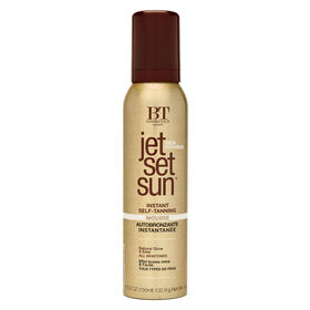 Jet Set Sun Instant Self-Tanning Mousse 150ml