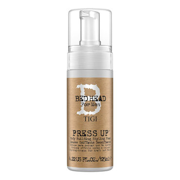 TIGI B For Men PressUp Building Styling Foam 125ml