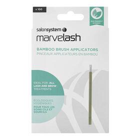 Marvelash Bambus-Bürstenapplikatoren x100