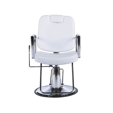 S-PRO Threading Chair White