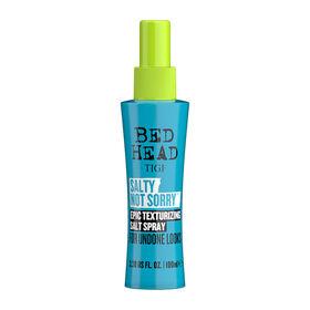 Tigi Bed Head Salty Not Sorry Texturgebendes Salzspray für den messy undone Look 100ml