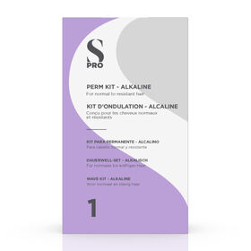 S-PRO Perm Kit Alcaline Wave