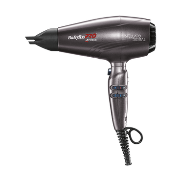 Babyliss Hairdryer Pro4Art Grooming Set Gunsteel/BAB7500ID