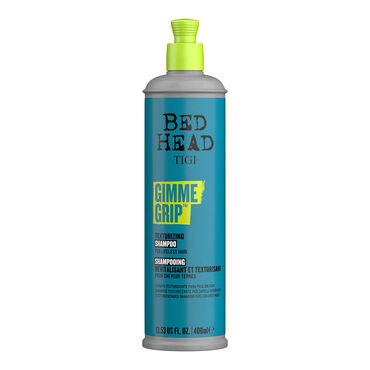 Tigi Bed Head Gimme Grip Texturgebendes Shampoo für lebloses Haar 400ml
