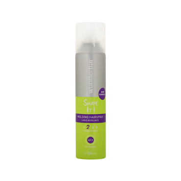 Shape-It! Molding Hairspray 2-medium hold