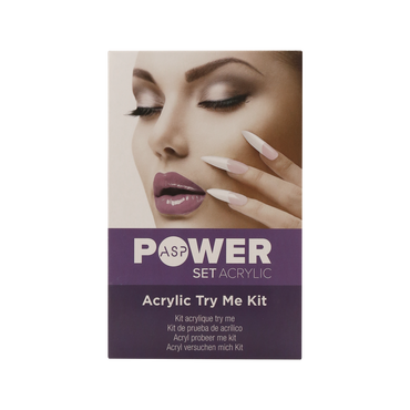 ASP Power Set Acrylic Try Me Kit