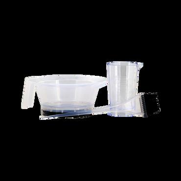 SIBEL Tinting Set Transparent 3pcs - 0099901