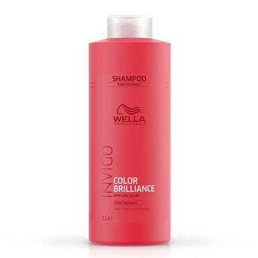 WELLA Invigo Color Brilliance Shampoo Fine 1l
