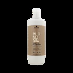 SCHWARZKOPF Blond Me Premium Developer 6%-20Vol 1l