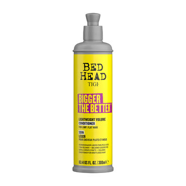 Tigi Bed Head Bigger The Better Volumen-Conditioner für kraftloses Haar 300ml