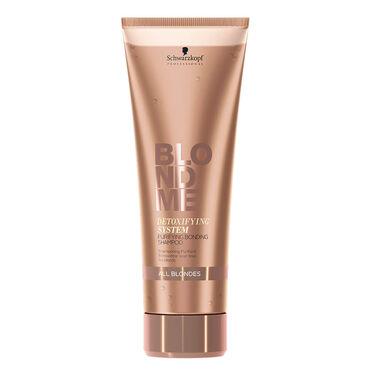 SCHWARZKOPF Blond Me Detox Bonding Shampoo 250ml