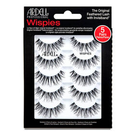 ARDELL Wispies Natural 5 Pack
