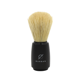 BURBAN Shaving Brush Pure Bristles