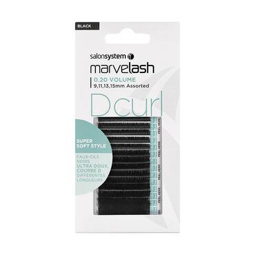 Marvelash D Curl 0.20 Vol 9-15mm