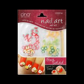CINA Nail Art Fruit Salad kit