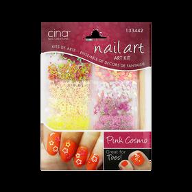 Cina Nail Art Kit Pink Cosmo