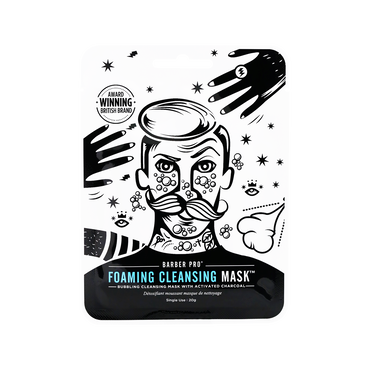 BARBER PRO Mask Foaming Cleansing