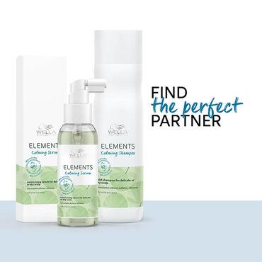 Wella Professionals Elements Calming Shampoo 1000ml