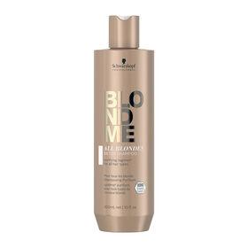 Schwarzkopf BlondMe AB Detox Shampoo 300ml