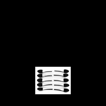 Jean Marin Refill für Lidschatten-Applikator x 10 Stck - Synthetischer Schaum