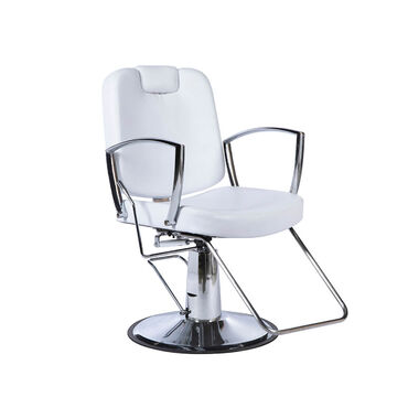 S-PRO Threading Chair White