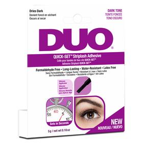 Ardell Adhesive Duo Quickset Dark