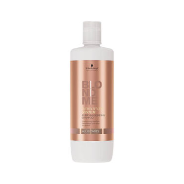 SCHWARZKOPF Blond Me Detox Bonding Shampoo 1l
