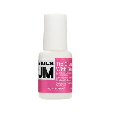Jean Marin Tip Glue With Brush 8g