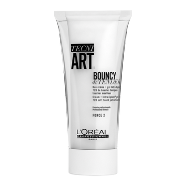 LOREAL TNA Bouncy & Tender Heat Protection 150ml
