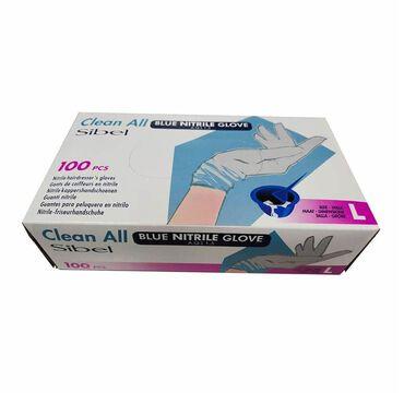 Sibel All Clean 100 Nitrile-Handschuhe L