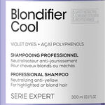 L'Oréal Professionnel Série Expert Blondifier Cool Shampoo  für blondes und blondiertes Haar 300mL