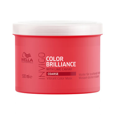 Wella Invigo Color Brilliance Mask Coarse 500ml