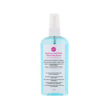 ASP Hygiene & Nails Cleansing Spray 120ml