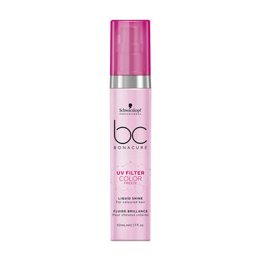 Schwarzkopf BC UV Filter Colored Hair Serum 50ml