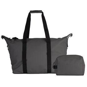 Weekend & Wash Bag Grey