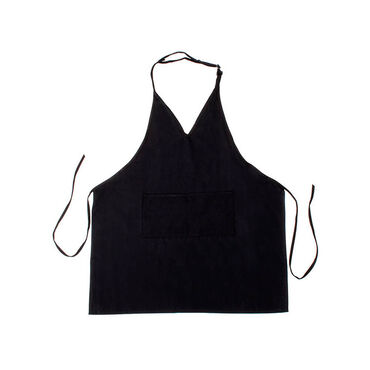 SIBEL Apron Washable Black 10 pcs - 5944620