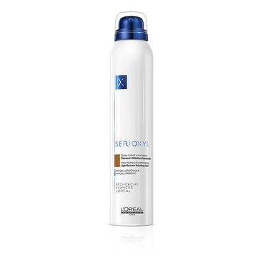 L'Oréal Serioxyl Color Spray Light Brown 200ml