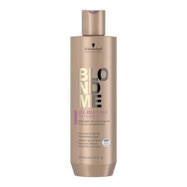 Schwarzkopf BlondMe AB Light Shampoo 300ml