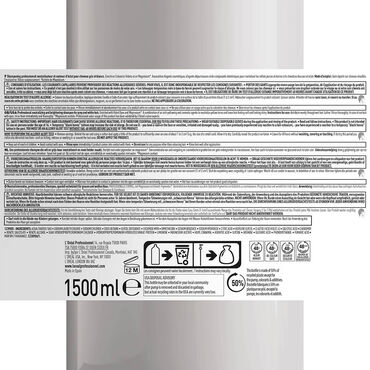 L'Oréal Professionnel Série Expert Silver Shampoo 1500mL