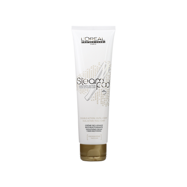 LOREAL Steampod Smoothing Cream 150ml Thick Hair