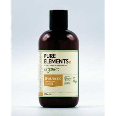 Pure Elements Belebendes Kaktusfeigen Shampoo - BIO 250ml
