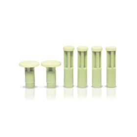 PMD-Aufsatzscheibe grün – mittlere Körnung