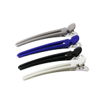Sibel Duck Clip Alu Plastic 12pcs/934073300