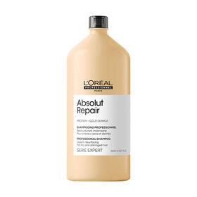L'Oréal Professionnel Série Expert Absolut Repair Shampoo mit Protein und goldenem Quinoa 1500ml